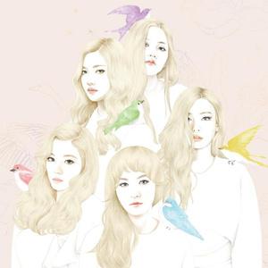 Red Velvet Album Cover